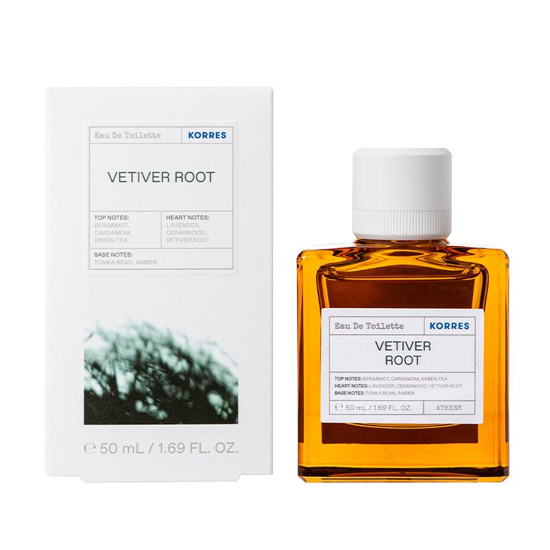 KORRES  Eau De Toilette Vetiver Root - 50ml