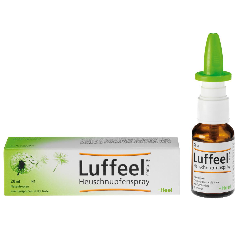 HEEL Luffeel Comp. Nasal Spray 20ml