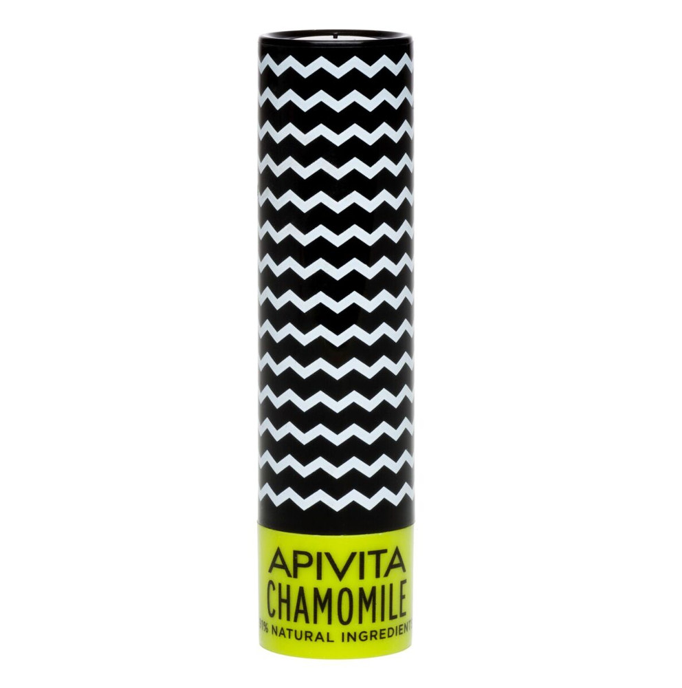 APIVITA Lip Care Chamomille SPF15 4.4gr