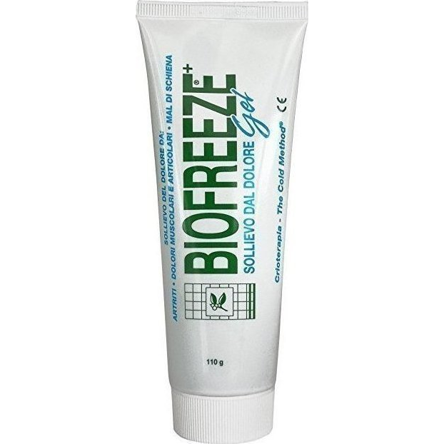 AM HEALTH Biofreeze Αναλγητική γέλη, Κρυοθεραπεία - 110gr