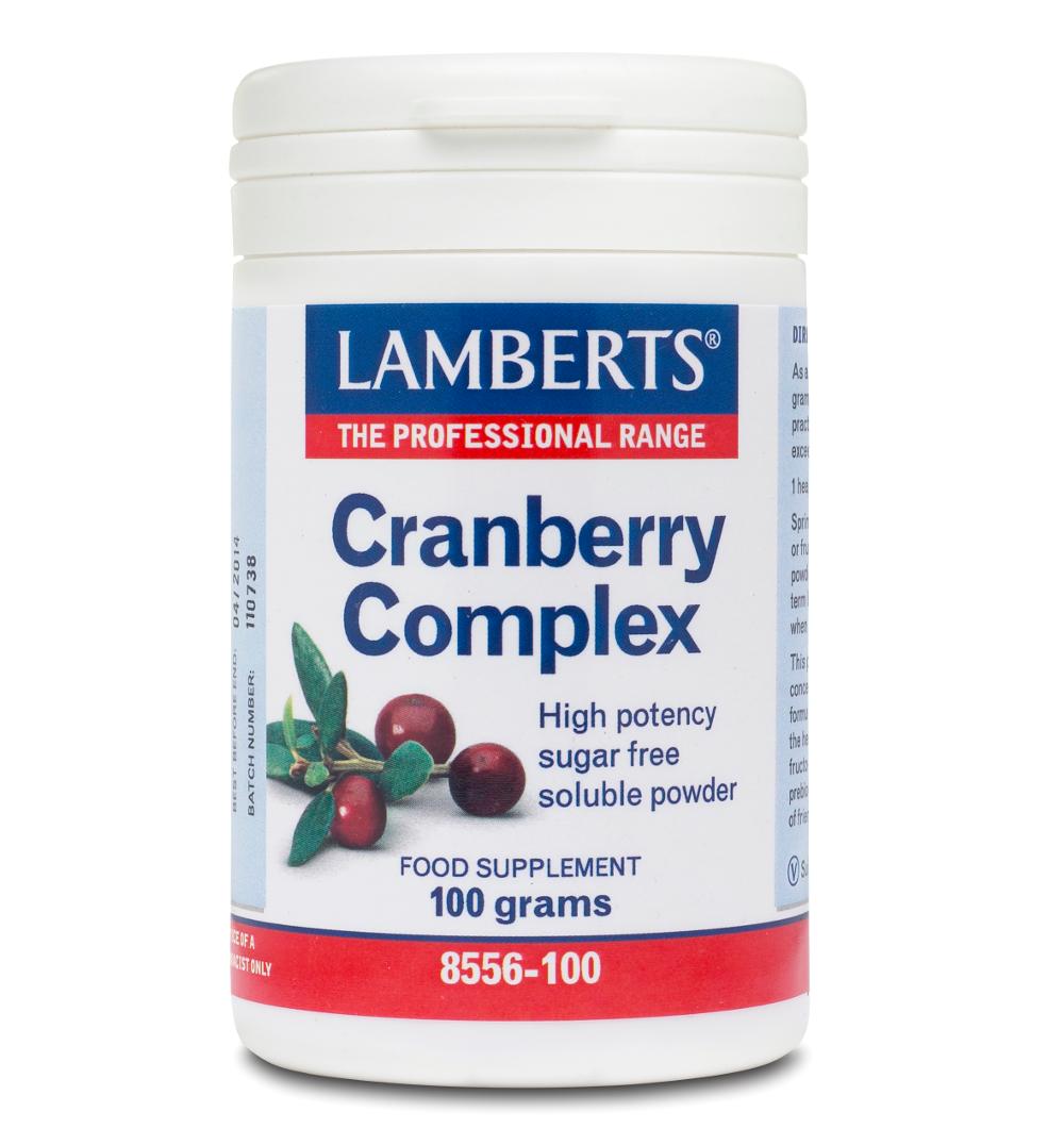 LAMBERTS Cranberry Complex - 100gr