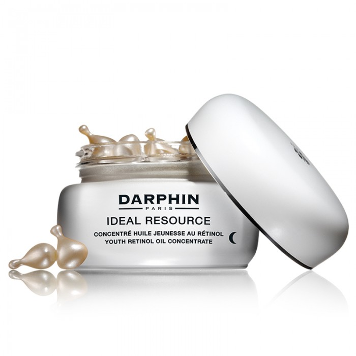 DARPHIN Ideal Resource Youth Retinol Oil Concentrate - 60caps