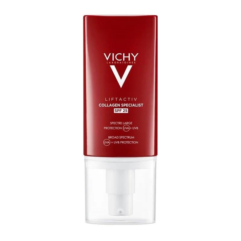 VICHY Liftactiv Collagen Specialist SPF25, Αντιρυτιδική Κρέμα - 50ml