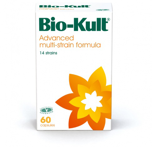 BIO-KULT Advanced Multi-Strain Formula 60caps