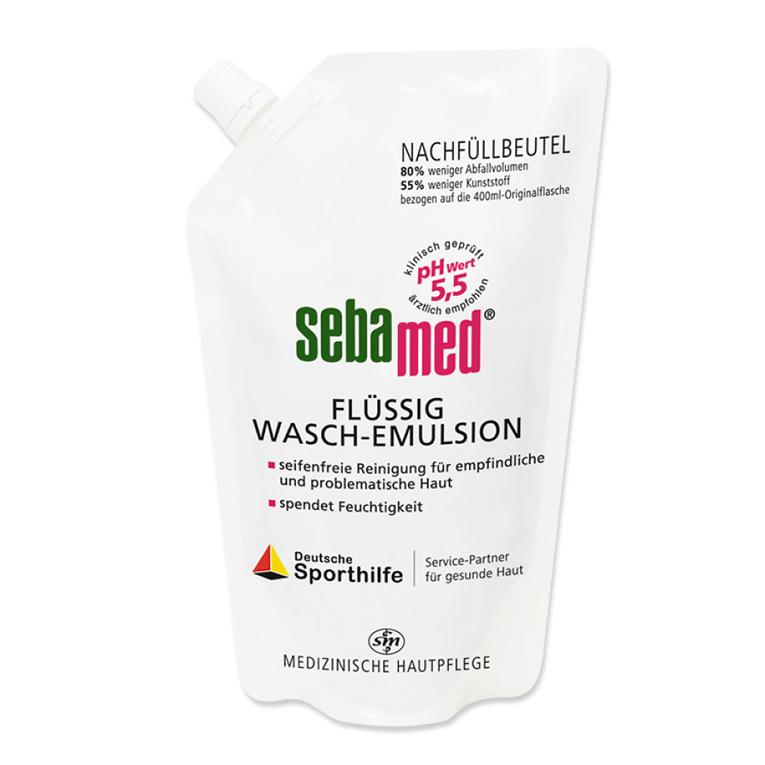 SEBAMED Liquid Face & Body Wash Refill - Ανταλλακτικό Γεμίσματος - 400ml