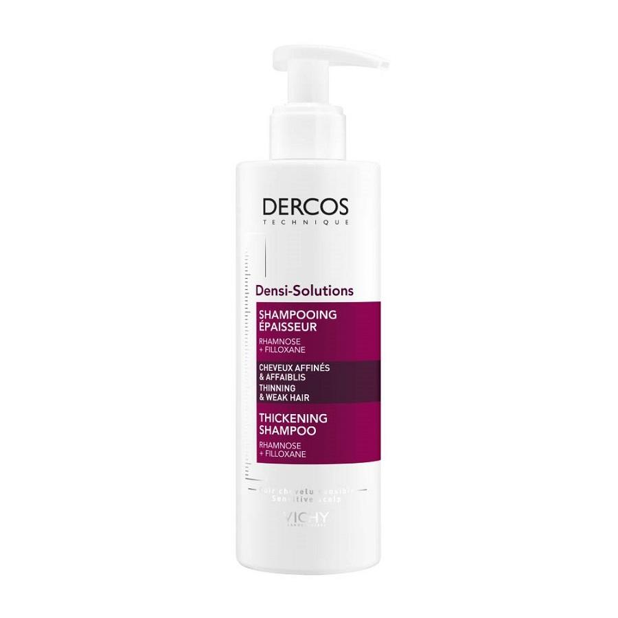 VICHY Dercos Densi-Solutions, Σαμπουάν Πύκνωσης - 400ml