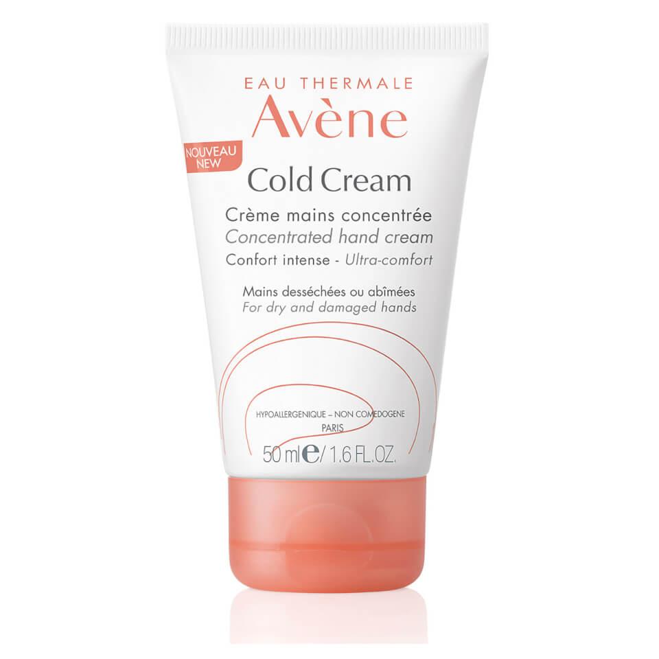 AVENE Cold Cream Mains Concentree, Κρέμα Χεριών - 50ml