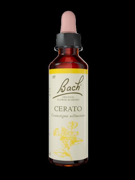BACH Cerato -Ανθοΐαμα Κερατόστιγμα No5 - 20ml