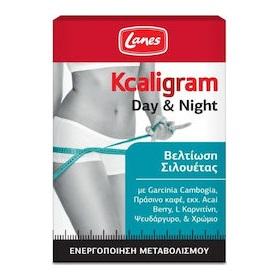 LANES Kcaligram Day & Night - 60tabs