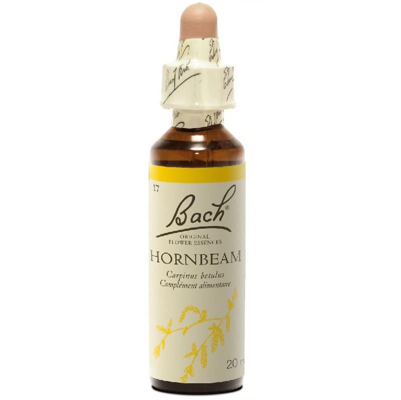 BACH Hornbeam- Ανθοΐαμα Καρπίνος No17 - 20ml