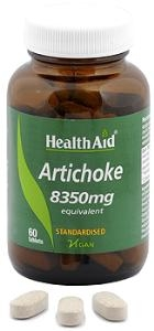 HEALTH AID Artichoke 8350mg - 60tabs
