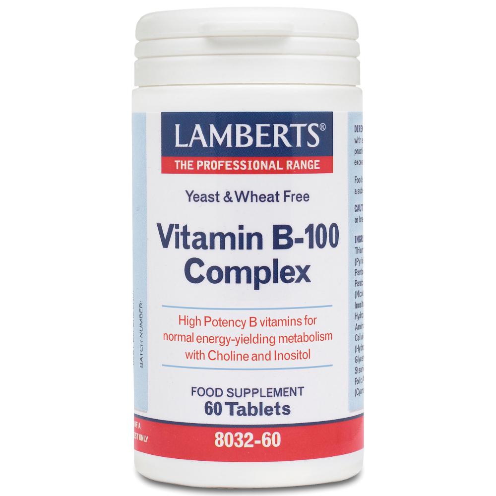 LAMBERTS B-100 Complex 60tabs