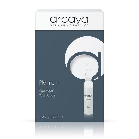 ARCAYA Platinum Ampules 5x2ml
