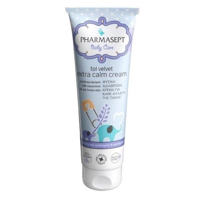 PHARMASEPT Baby Extra Calm Cream, Κρέμα Αλλαγής Πάνας - 150ml