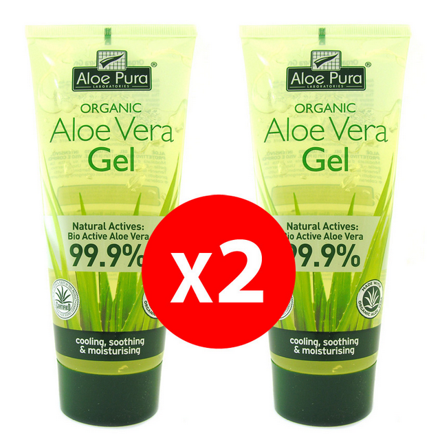 OPTIMA Aloe Vera Gel 200ml -50% στο 2ο Προϊόν