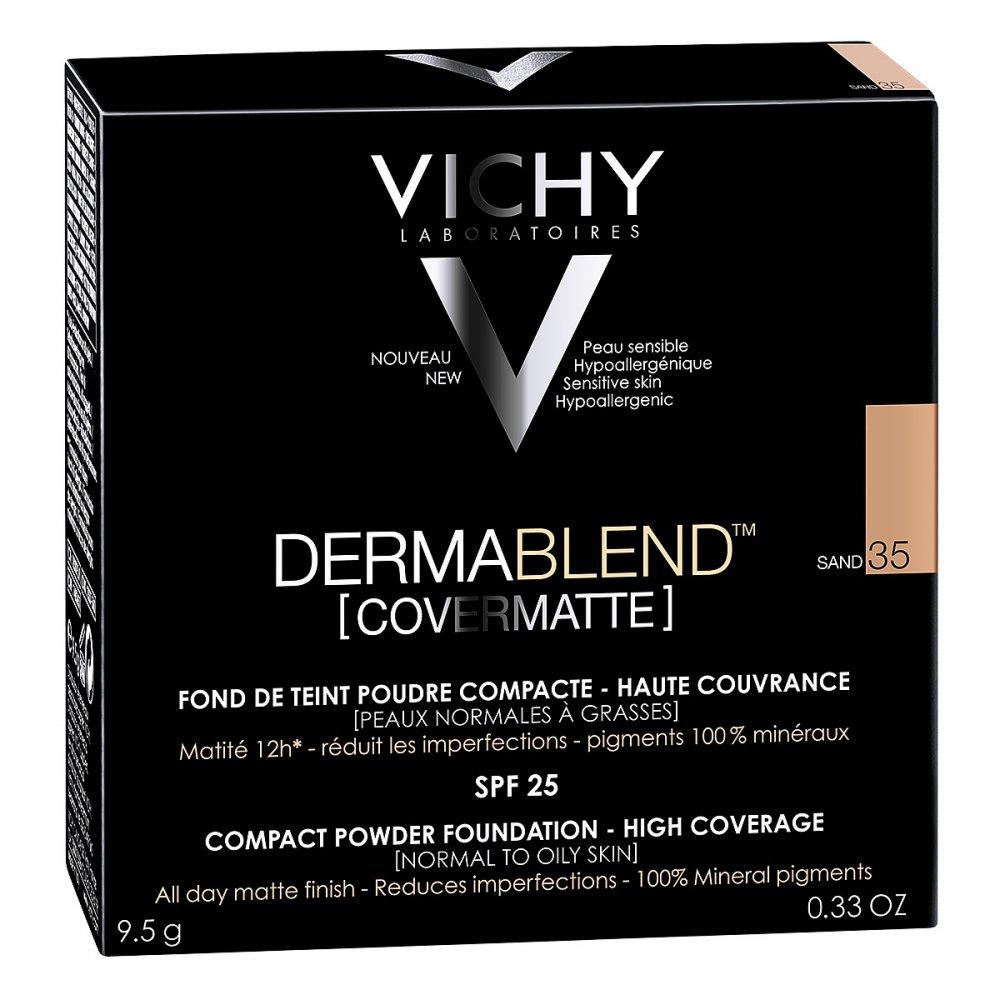 VICHY Dermablend Covermatte 35 SPF25 9.5gr