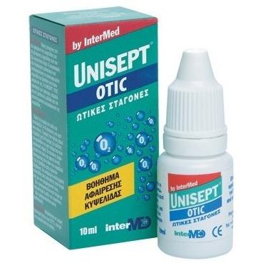 UNISEPT Otic Ear Drops 10ml