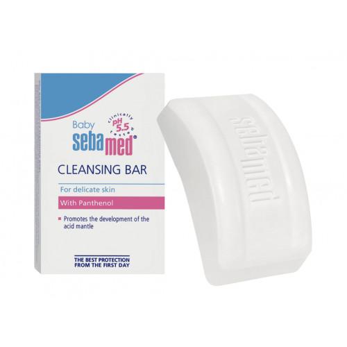 SEBAMED Baby Cleansing Bar, Σαπούνι για Βρέφη - 100gr