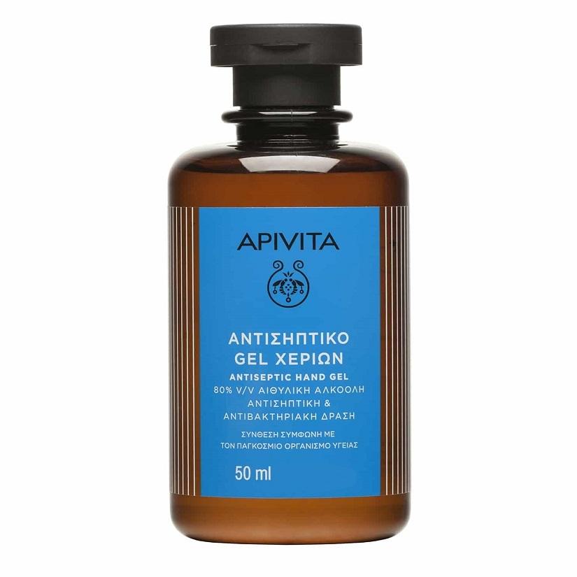 APIVITA Αντισηπτικό Gel Χεριών - 50ml
