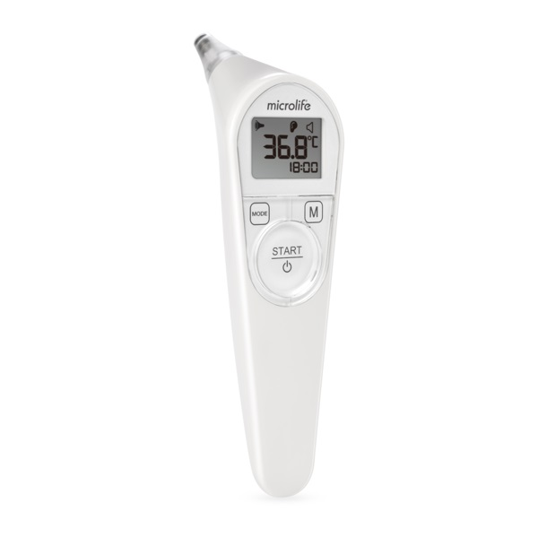 MICROLIFE IR 210 Θερμόμετρο Αυτιού Για Ακριβή Θερμομέτρηση