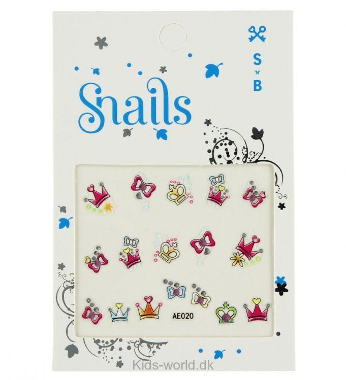 SNAILS Stickers Perfect Princess