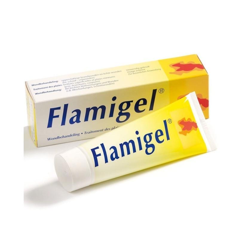 FLAMIGEL Γέλη για Θεραπεία Πληγών - 50gr