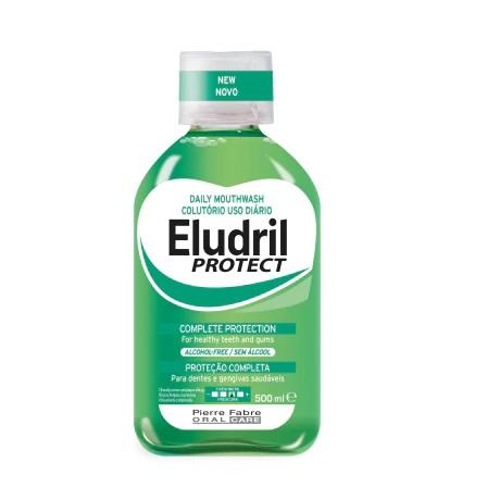 ELUDRIL Protect, Στοματικό Διάλυμα - 500ml