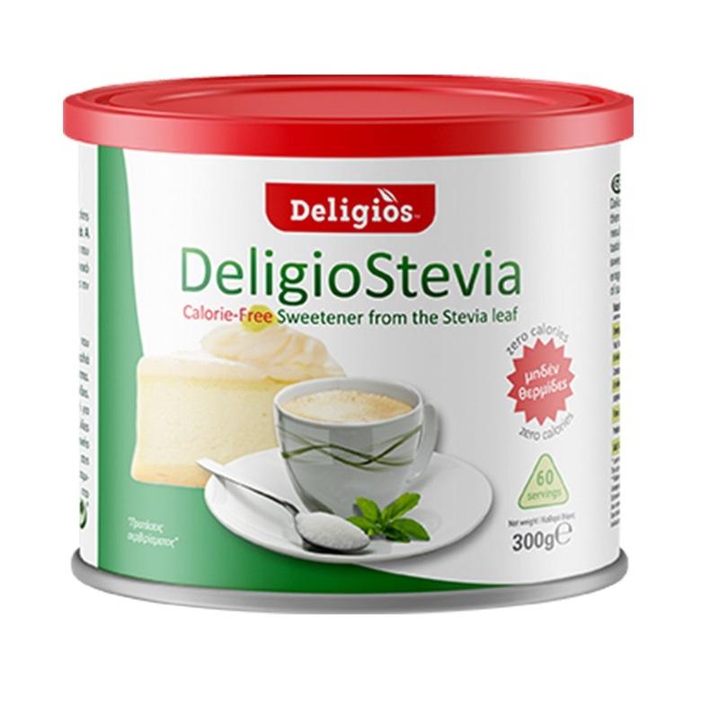 DELIGIOS Deligio Stevia - 300gr