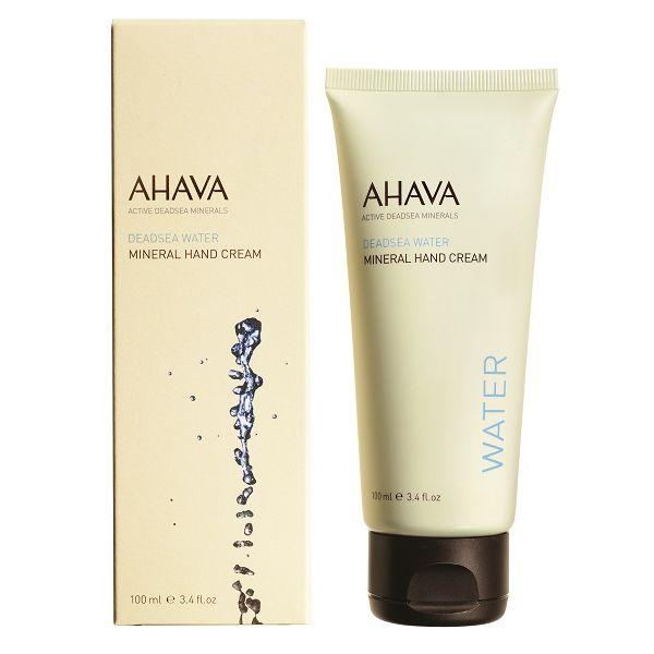 AHAVA Mineral Hand Cream Dead Sea Water 100ml
