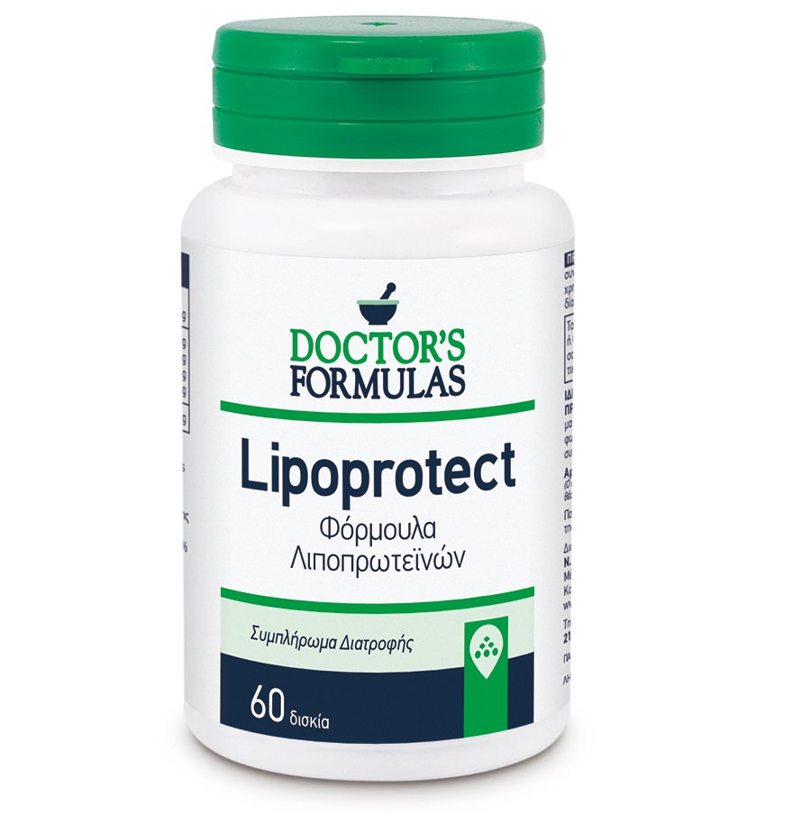 DOCTOR΄S FORMULAS Lipoprotect 60tabs