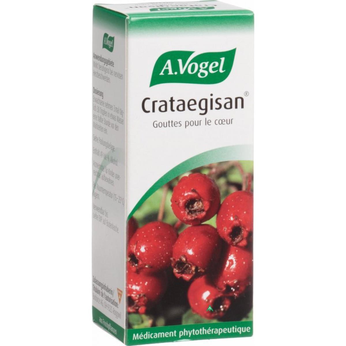 A.VOGEL Crataegisan 50ml