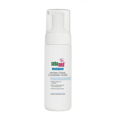 SEBAMED Clear Face Cleansing Foam, Αφρός Καθαρισμού Προσώπου - 150ml