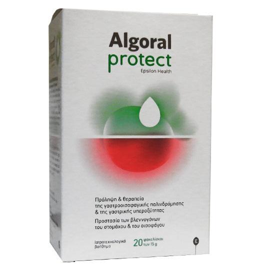 EPSILON HEALTH Algoral Protect 20 φάκελοι x 15gr