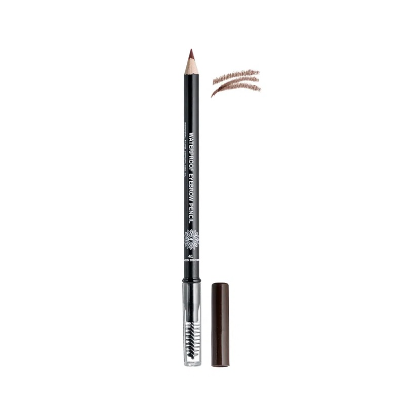 GARDEN Eyebrow Pencil, Μολύβι Φρυδιών, Warm Brown No41 - 1gr
