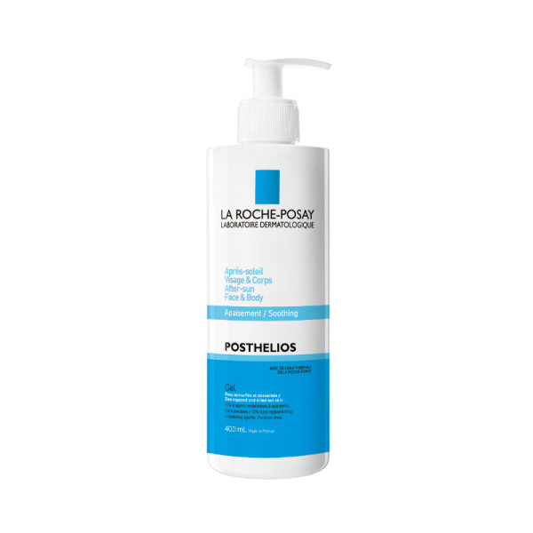 LA ROCHE POSAY Posthelios After Sun Soothing Gel - 400ml
