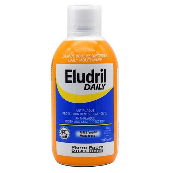 ELUDRIL Daily Στοματικό Διάλυμα Καθημερινής Χρήσης - 500ml