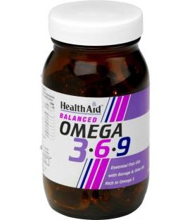 HEALTH AID Omega 3-6-9 - 90caps