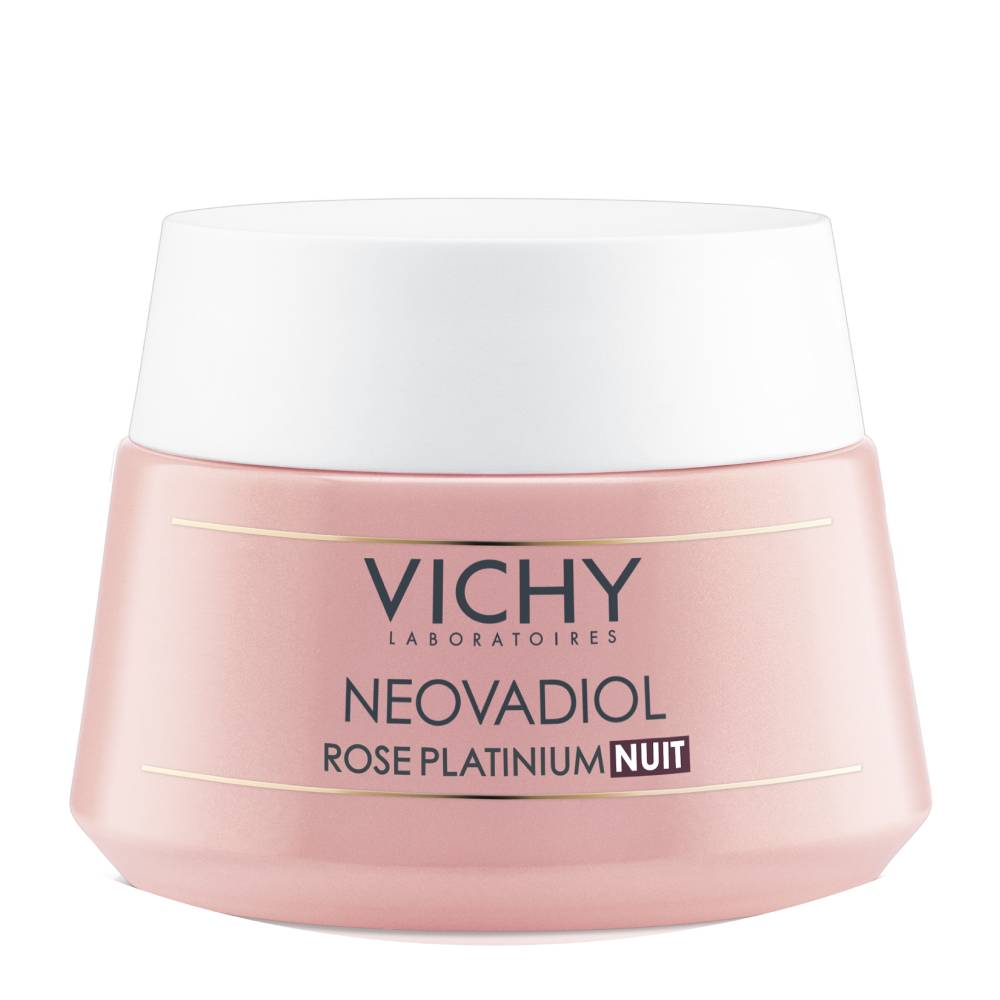 VICHY Neovadiol Rose Platinium Night, Κρέμα Νύχτας - 50ml