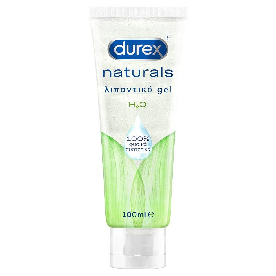 DUREX Naturals H2O Λιπαντικό Gel - 100ml