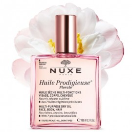 NUXE Huile Prodigieuse Florale, Ξηρό Λάδι Ενυδάτωσης - 100ml