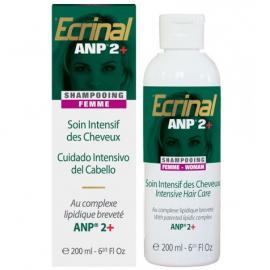ECRINAL ANP 2+ Γυναικείο Σαμπουάν για την Τριχόπτωση 200ml