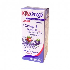 HEALTH AID Kidz Omega Liquid - 200ml