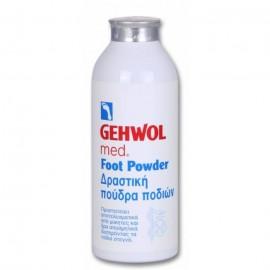 GEHWOL Med Foot Powder - Δραστική Πούδρα Ποδιού 100gr