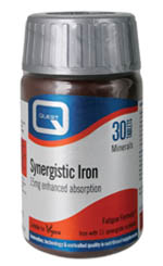 QUEST Synergistic Iron Enhanced Absorption 30Tabs