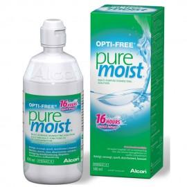 ALCON Opti-Free Pure Moist Yγρό Φακών Επαφής 300ml