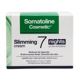 SOMATOLINE COSMETIC Slimming Creme, Εντατικό Αδυνάτισμα 7 Νύχτες - 400ml
