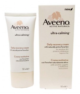 AVEENO Ultra Calming Daily Recovery Cream - Καταπραϋντική Κρέμα Ημέρας 50ml