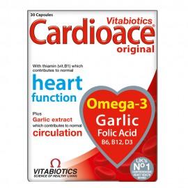 VITABIOTICS Cardioace 30caps