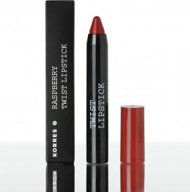 KORRES Twist Lipstick Βατόμουρο Allure 2.5ml