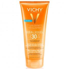 VICHY Ideal Soleil Αντηλιακό Γαλάκτωμα SPF30 - 200ml